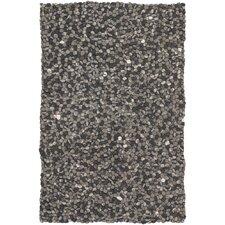 Stone Balls Grey Area Rug