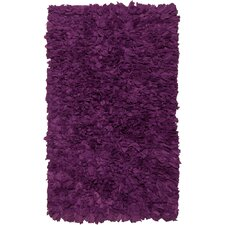Paper Shag Purlpe Area Rug (Set of 2)