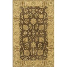 Adonia Brown/Tan Area Rug