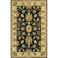 Adonia Black / Gray Area Rug