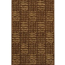 Alma Brown / Tan Area Rug