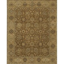 Angora Brown / Tan Area Rug