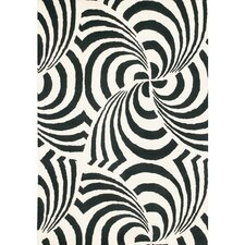 Antara Black/White Area Rug
