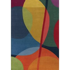 <strong>Chandra Rugs</strong> Bense Garza Multi-colored Rug