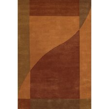<strong>Chandra Rugs</strong> Daisa Terracotta Rug