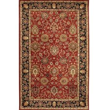 Dream Red Area Rug