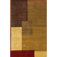 Dream Brown/Tan Area Rug