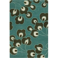 Amy Butler Bright Buds Rug