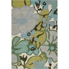 <strong>Chandra Rugs</strong> Amy Butler Modern Love Rug