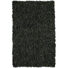 Art Black Rug