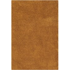 Ensign Orange Area Rug