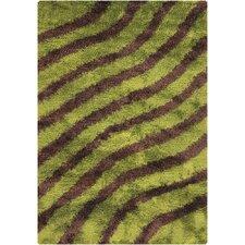 Fola Green Area Rug