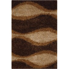 <strong>Chandra Rugs</strong> Fola Chocolate Rug