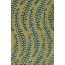 Rowe Green/Blue Rug