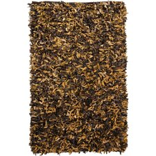 Art Gold/Yellow Area Rug