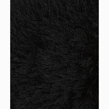 Oyster Black Area Rug