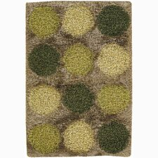 Rocco Brown/Green Area Rug