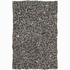 Stone Black/Gray Area Rug
