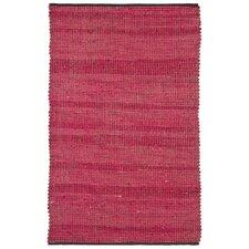 Zola Stripe Red Area Rug