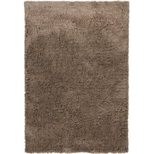 <strong>Chandra Rugs</strong> Bancroft Shag Brown Rug