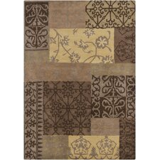 <strong>Chandra Rugs</strong> Gagan Brown Rug