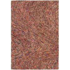 Galaxy Rust Rug