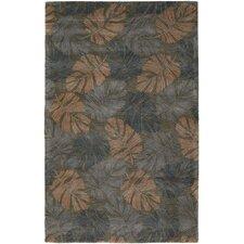 Seasons Dark Brown Area Rug