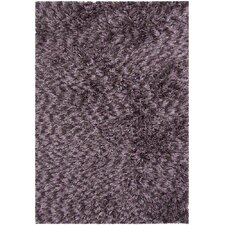 <strong>Chandra Rugs</strong> Vienna Shag Purple Rug