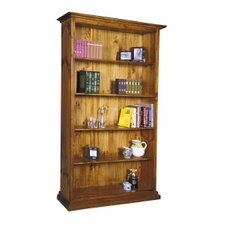 Bendigo 7x4 Bookcase in Nutmeg