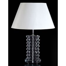 Crystal Brook Table Lamps BRA633 with Neutral Shade