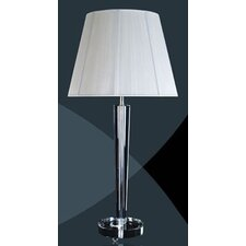 Crystal Brook Table Lamps BRA723 with Neutral Shade