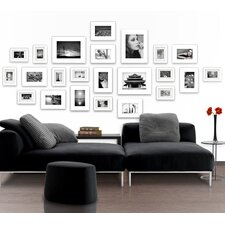 23 Piece Wall Photo Frames Set