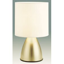 Nikki Touch Lamp in Antique Brass