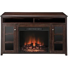 Strachan Media Stand Electric Fireplace