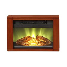Personal Desktop Picture Frame Electric Fireplace