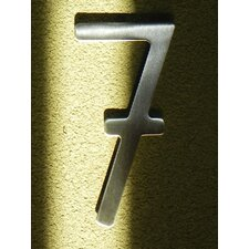 "3"" House Number"