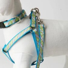 Crew Stripe Dog Harness