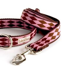 Harlequin Dog Lead