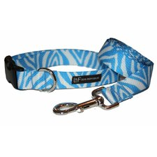 Blue Hugs Dog Collar