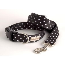 Boyfriend Black and White Dog Lead
