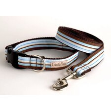 Foxy Stripe Dog Collar