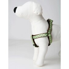 Mint Chocolate Chip Dog Harness
