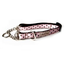 Strawberry Shake Martingale Dog Collar