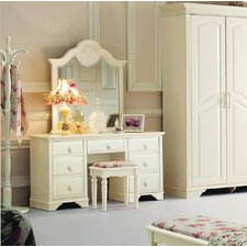 Astral Seven Drawer Dresser with Mirror