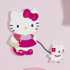 3 Piece Hello Kitty & Puppy Hanging Art Set
