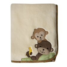 <strong>Bedtime Originals</strong> Curly Tails Blanket