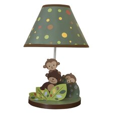 <strong>Bedtime Originals</strong> Curly Tails Lamp with Shade and Bulb