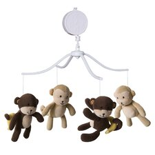 <strong>Bedtime Originals</strong> Curly Tails Musical Mobile