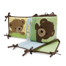 <strong>Bedtime Originals</strong> Honey Bear Bumper