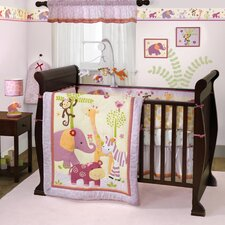 <strong>Bedtime Originals</strong> Lil' Friends Crib Bedding Collection